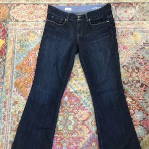 Gap Women's Jeans Perfect Boot Cut Size 12R/31